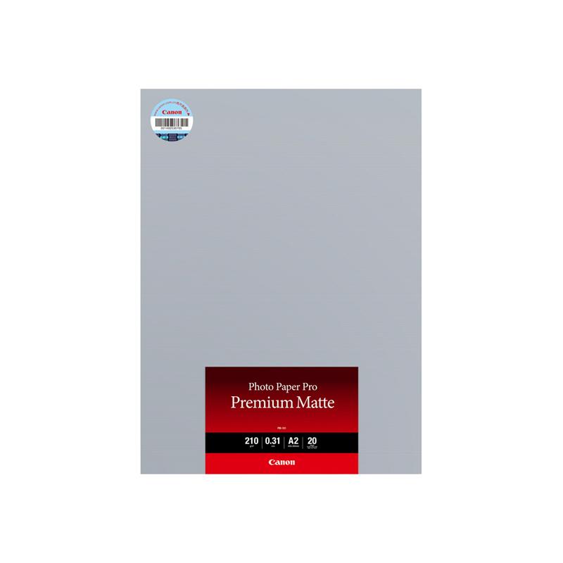 专业无光泽照片纸 PM-101 A2 (20张/包)